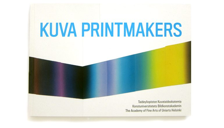 Kuva printmakers, layout Marjo Malin